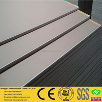 fiber reinforced drywall gypsum board factories price