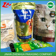 pet/pe plastic bag facts for pet food dog & cat tools package
