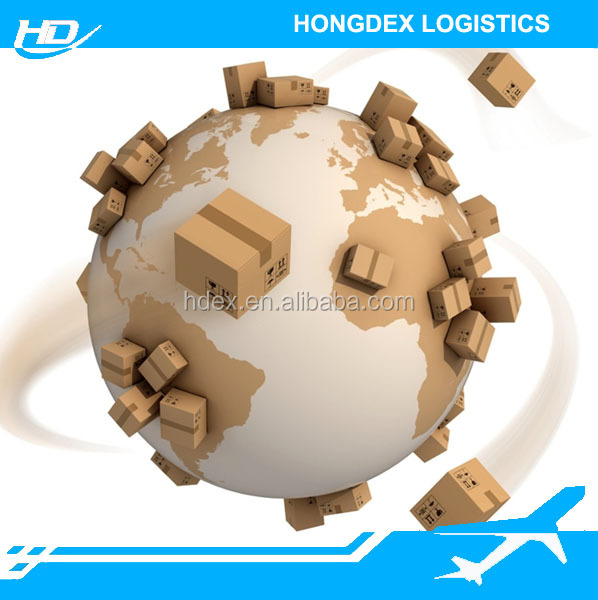 international Cheapest express door to door services from china to New Zealand