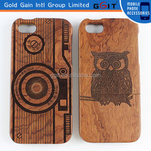 New Products Wooden Case for iPhone 5