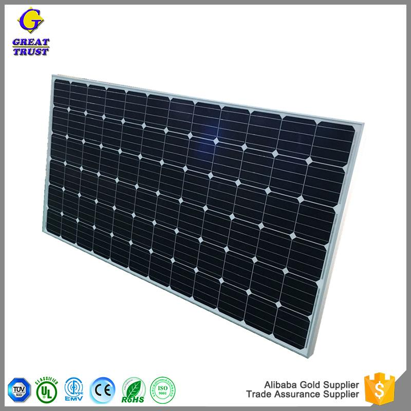 Multifunctional 150 watt solar panel 12 volt poly solar panel 12v solar panel charge controller