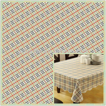 factory price cheap mini matt fabrics for tablecloth