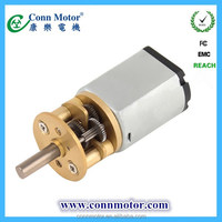 Cheap Supreme Quality dc motor with gearbox and strong gear