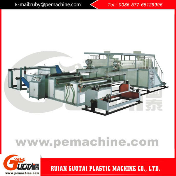 2014 hot selling products machine for making air bubble wrap film