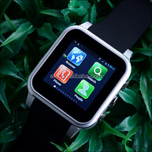 android New design fashion silicon phone touch Bluetooth coscod smart watch