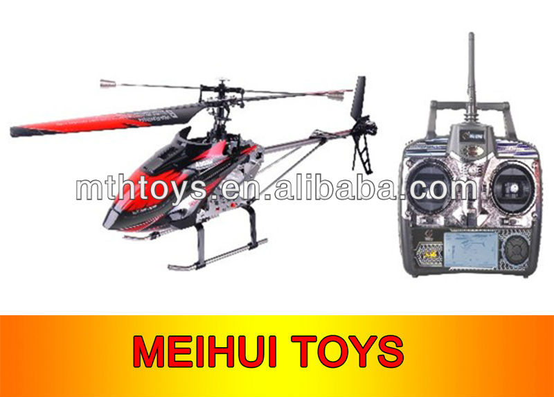 WL V913 2.4G single 4CH RC helicopter toys,4CH RC helicopter