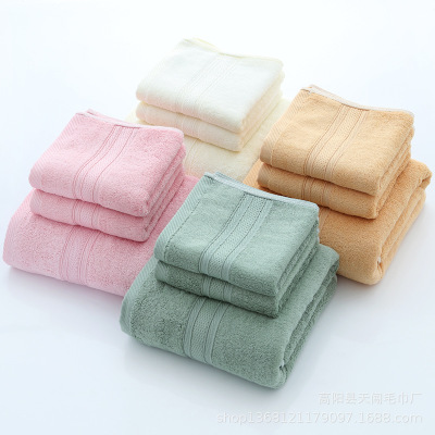 China Suppliers Turkish Bamboo Microfibre Towel Home Bath Towels