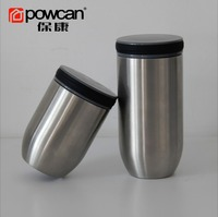 Personalized stainless steel wine vacuum tumbler