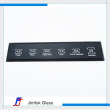 Customized household appliance glass panels