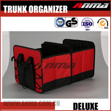 Portable Collapsible foldable storage auto cargo deluxe storage car container trunk organizer