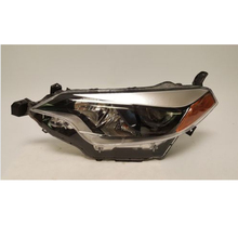head lamp/ headlight used for toyota corolla 2014 LE SE model