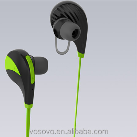 Amazon Private Label New Design Ear Sport Bluetooth Headset In Ear For Mobile Sports Headset