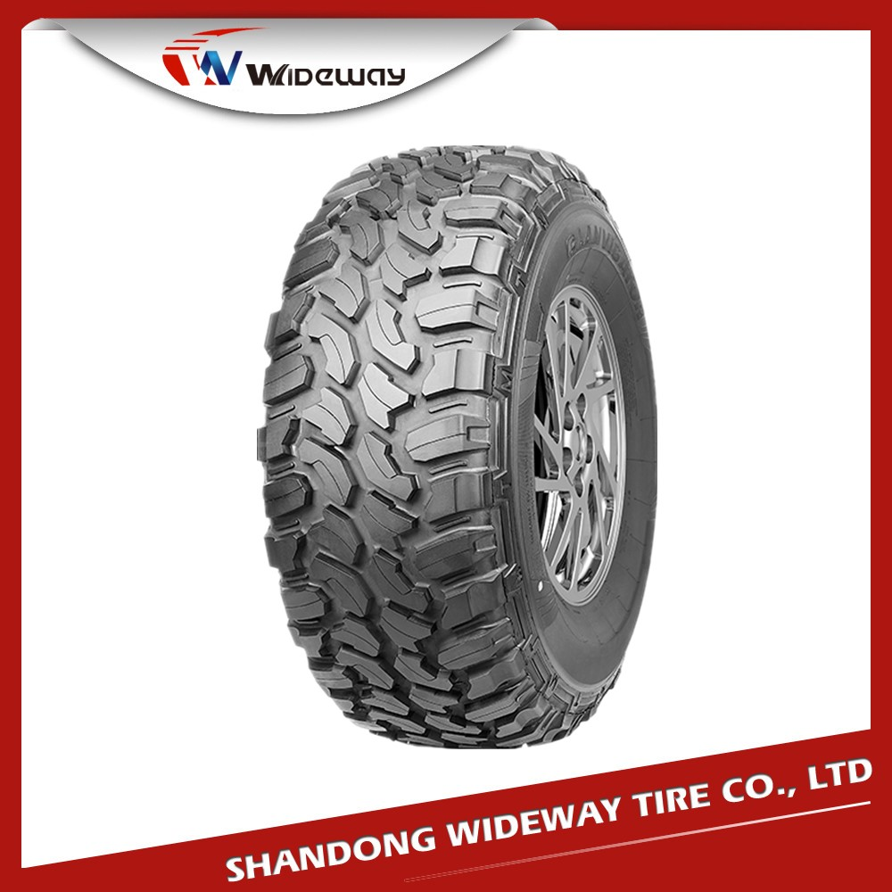China good quality tyre SUV 4X4 MUD MT All Terrain AT Tires off road