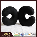 Microsuede Poly Fiber Filled U Shape U-Neck Pillow