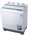 9.0kg semi-automatic twin-tub washing machine