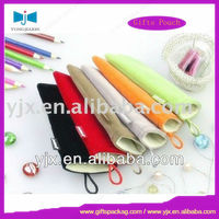 fashion colorful custom gifts bags promotional bags velvet pouch
