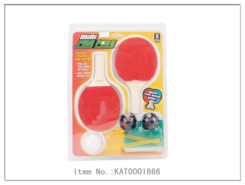 Cheap Price And Good Quality Ping Pong Ball Mini Table Tennis Racket For Kids