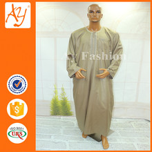 Beautiful Islamic Muslimah Clothes Morocco Style Arabic Thobe Mens Abaya For Sale