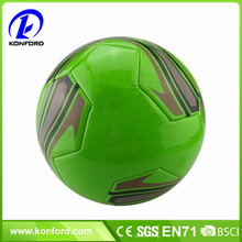 Factory price cheap soccer balls in bulk size 5 With ISO9001 Certificate