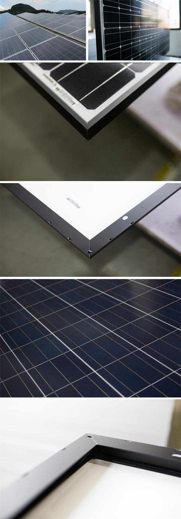 High quality mono solar panel 10 kw For home use