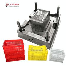 plastic crate mould,plastic fruit & vegetable crate box mold