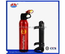 2017 HOT SALE Car Dry Powder Fire Extinguisher manufacturer