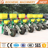 Small Tractor Seeder 4 Rows Fertilizer and Sowing Machine for Corn Peanut