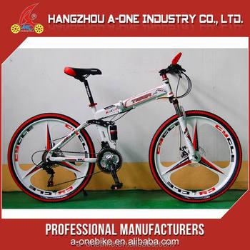 18 Gears carbon folding with steel carbon mountain bike frame china