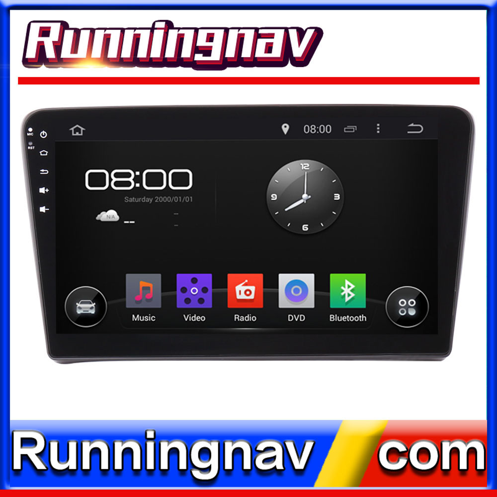 "10.1"" Android For Volkswagen VW Santana 2013 2 Din Quad Core / Qcta Core HD Car DVD Player GPS Navigation Radio"