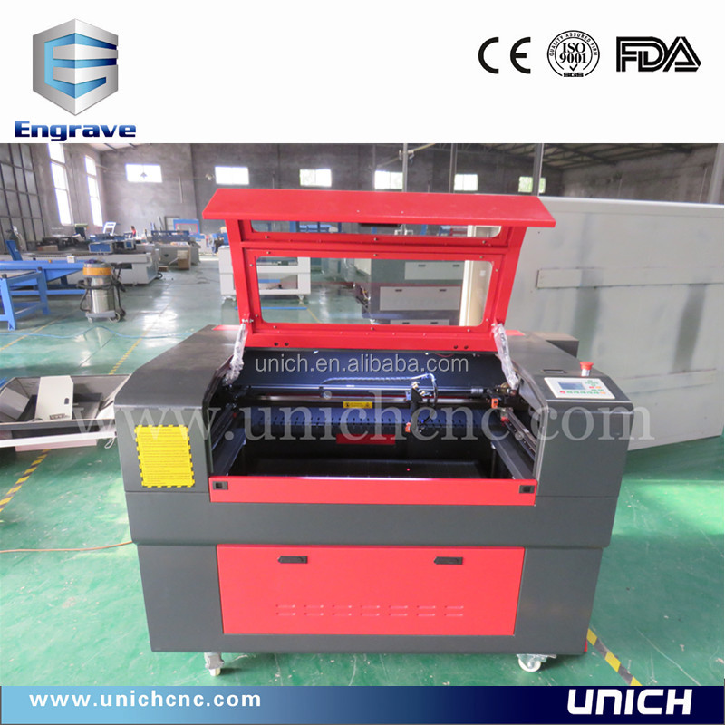 Hot sale!!! Unich high quality glasses frame marking laser machine/laser engraving machine manufacturers co2 laser