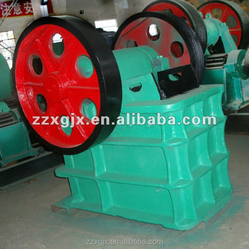 Durable 500x750 jaw crusher