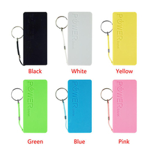Emergency Portable USB Power Bank 5600Mah, Protable Battery Charger, Mobile Phone Station