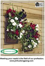 2015 New Garden Products,Wall Hanging Planters,Felt Vertical Garden Planting Bags