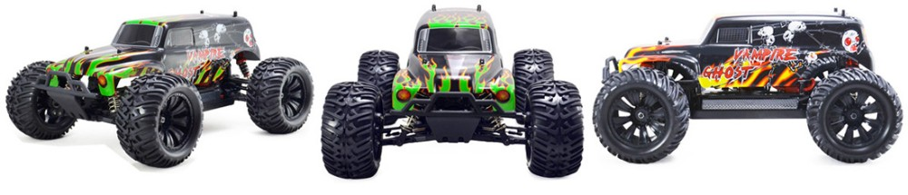 RC car 1/10 scale brushless EP rc monster truck SST Racing 1929 cheap electric car