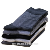 China Online Shopping 100% Bamboo Men Socks Promotion High Quality Socks S011 Vertical Lines