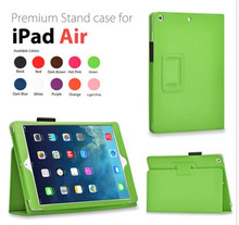 Smart Shell Case Ultra Slim Lightweight Stand Cover Folio Cases with Sleep/wake Up Function for iPad air