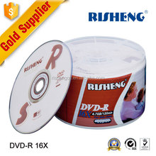 RS1024 blank 4.7GB car dvd/ydd dvd spindle/ydd blank dvd wholesale