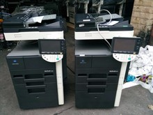 220V RAM-2G Original second hand used photocopy machine for Konica Minolta BIZHUB 363 English version