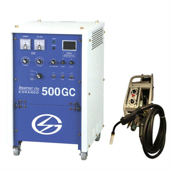 Inverter CO2/MIG Arc Welding Machine
