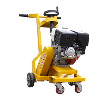 slitting machine pavement cleaning machine router machine