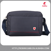 Custom made shoulder messenger bag waterproof nylon business bag for men