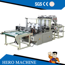 HIGH QUALITY HERO BRAND plastic bag opener machine