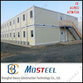 MoSteel Top 10 Container House best price for Staff Accommodation