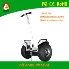 Human transportation 19 inch two wheels smart balancing scooter for wholesale