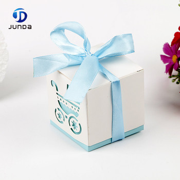 Handmade high quality custom small gift paper packaging box