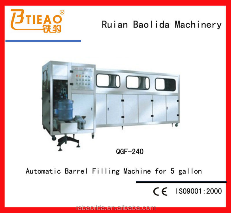 Semi Automatic Bottle Drinking Water Filling and Capping Machines