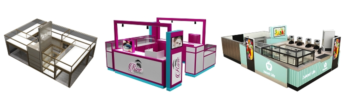 Mall Coffee Kiosk Design Prefab Wooden Espresso Cart Mobile Coffee Shop Kiosk Stand & Portable Coffee Booth Counter For Sale