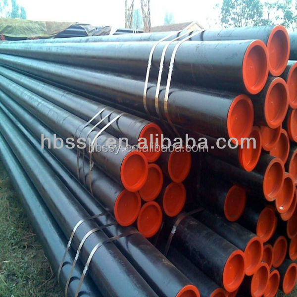 API,CE petroleum cracking seamless steel carbon pipe