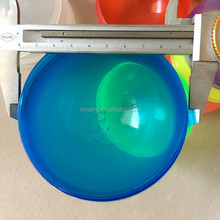 Wholesale 95mm 10CM Empty Plastic Capsule Toy Plastic Gashapon Surprise Toys