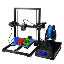 Prusa I3 DIY Kit Aluminum Metal Frame Structure 3D Printer with large printer size